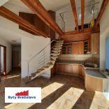 RK Byty Bratislava ponúka na predaj 3 izbový mezonet, Koprivnická, Bratislava IV - Dúbravka