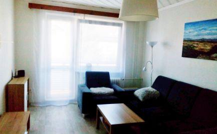 Byt 2+1 s balkónom, 57 m2, zariadený, po kompletnej rekonštrukcii, v Martine na Severe.