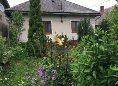Rodinný dom v obci Rákoš s velkým pozemkom
