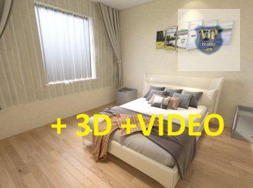 Vip Video. Luxusný 3 - izbový byt - 71 m2 - tehlový, prerobený, zariadený , perfektná lokalita - Banská Bystrica - Sídlisko