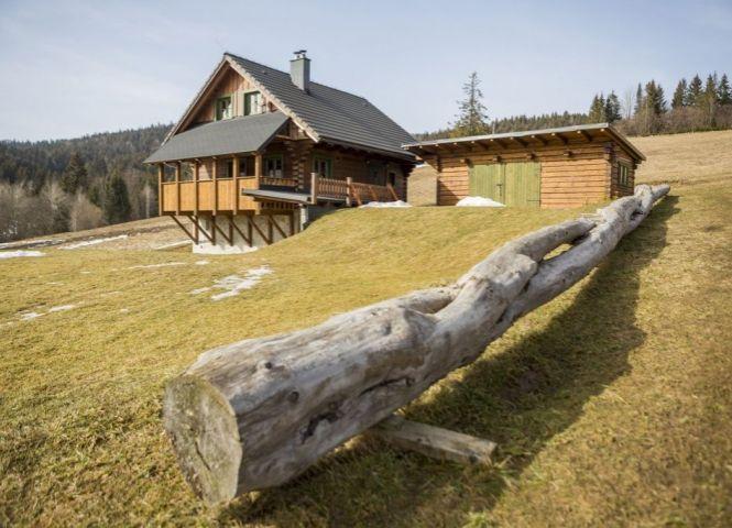 chata - Hruštín - Fotografia 1