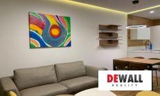 NOVINKA - Ultramoderný 2 izbový byt na Kolibe v novostavbe s garážovým státim