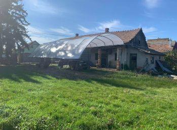 Predaj stavebného pozemku o rozlohe 44,93á v obci Tomašíkovo, okres Galanta