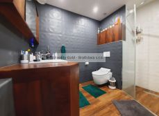 3 ( 4 ) izbový byt MRAZIARENSKÁ - Ružinov - 116 m2 - TERASA 170 m2 + 2 x GARÁŽ !!