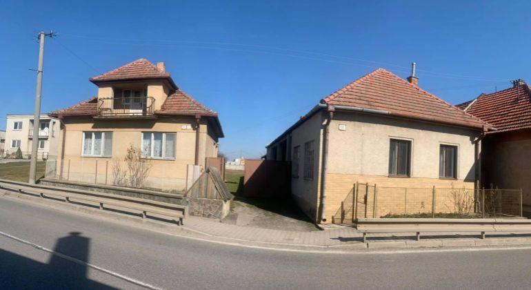 Exkluzívne na predaj RD v obci Nadlice s veľkým pozemkom 2300m2