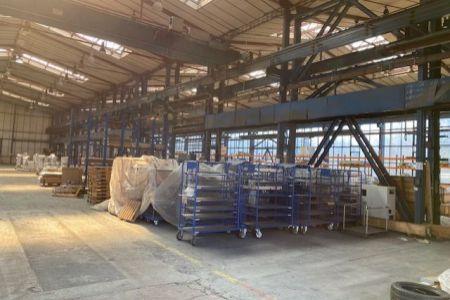 Prenájom výrobných priestorov 3000 m2 Vrútky