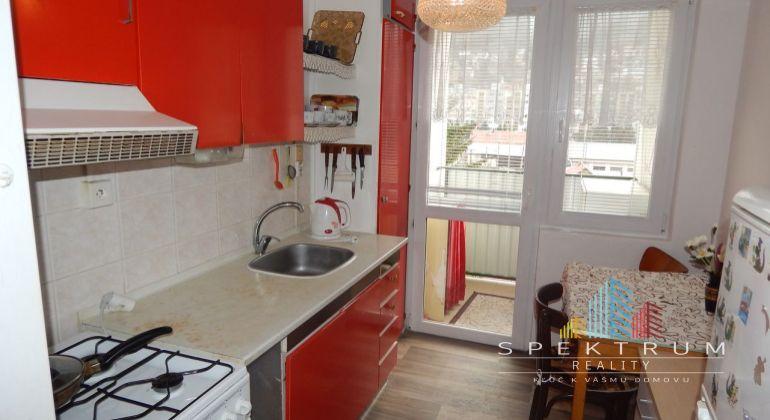 MASTER REAL-Na Predaj 2-izbový byt s loggiou 49 m2, Kremnica, okres Žiar nad Hronom