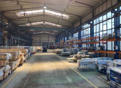 Prenájom skladovacích priestorov 3000 m2 Vrútky