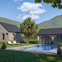Rodinná vila, Blatnica, 203 m², Pôvodný stav