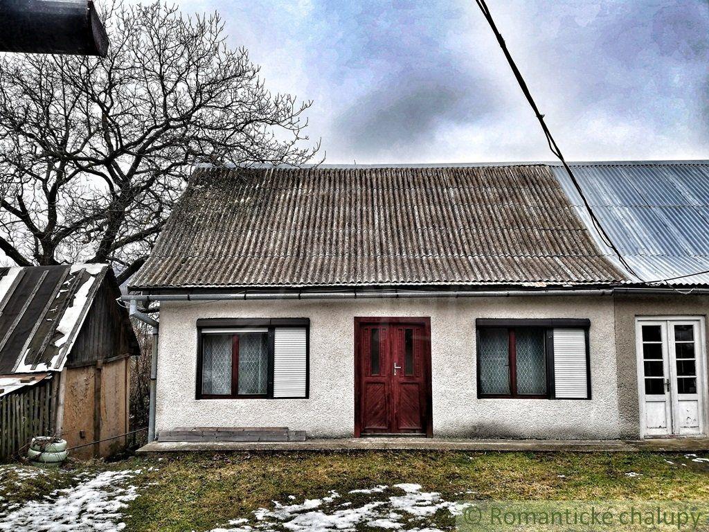 Rekreačná chata-Predaj-Stará Huta-24 990 €