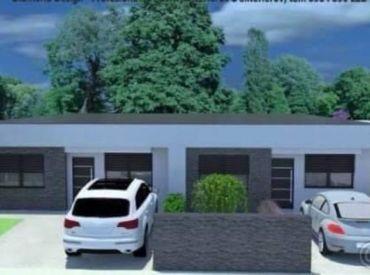 Vo výstavbe novostavby 4.izbových rodinných domov vo Veľkých Úľanoch