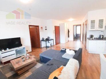 Na prenájom krásny 3-izbový byt, 99 m², + park. státie, Bazová ul., GAUDÍ, voľný ihneď