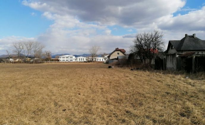 Stavebný pozemok - Košťany nad Turcom (pri Martine)