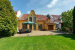 NA PREDAJ 7ročná tehlová novostavba 4 izbový rodinný dom s dvojgarážou, Miloslavov