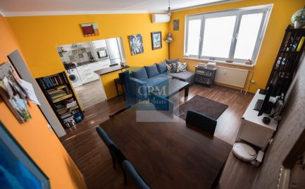 REZERVOVANÝ Na predaj krásny, slnečný 3 izbový byt v Petržalke