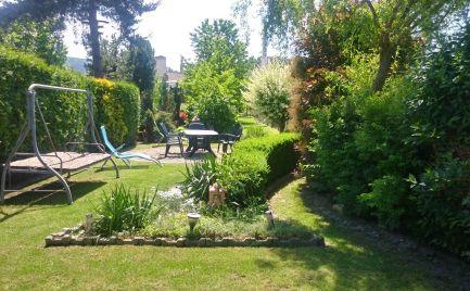 REZERVOVANÉ- Prerobený 3 izbový byt s veľkou záhradou - Sučany