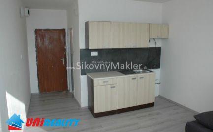 NEDAŠOVCE - Garsónka / kompletná rekonštrukcia / 19 m2 / IBA U NÁS