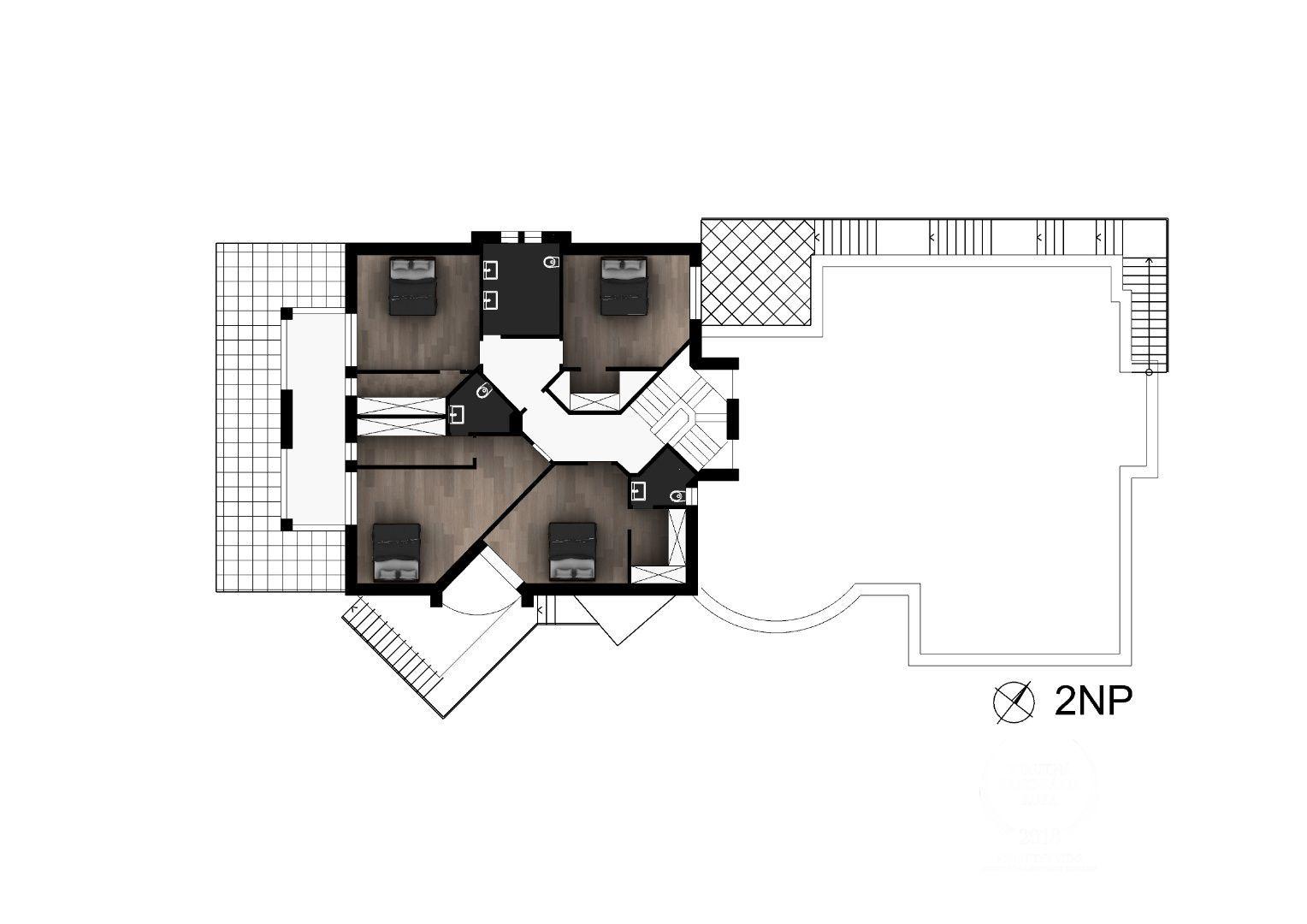 DELTA |  Vila vhodná na reprezentačno-administratívne účely, Koliba, Bratislava, 1455 m2