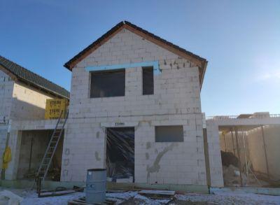 Na predaj rodinné domy s garážou a 2 terasami, Diaková, okres Martin
