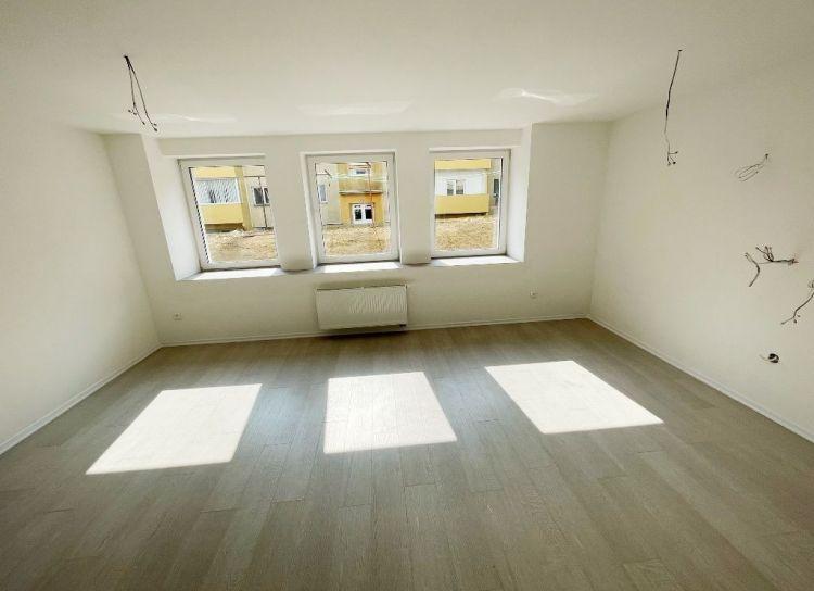 PodhajB : Na predaj 1 izbový byt B s predzáhradkou, v novom projekte