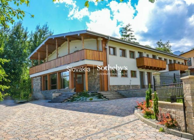 chata - Vysoké Tatry - Fotografia 1