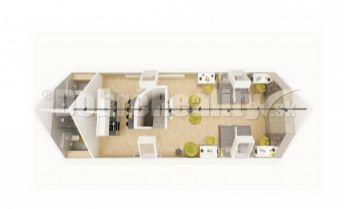 nadštandardný kancelársky podkrovný priestor v centre mesta