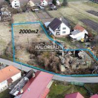 Pre rodinné domy, Fiľakovské Kováče, 2000 m²