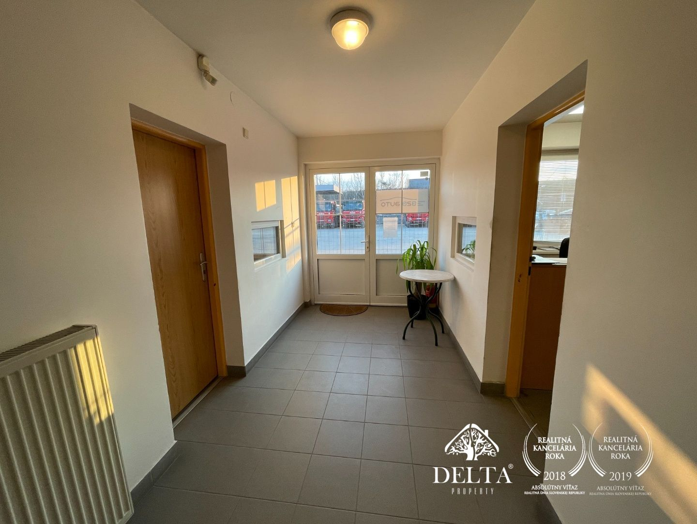 DELTA | Polyfunkčný objekt so skladovým priestorom, investičná príležitosť, Petržalka, 1327 m2