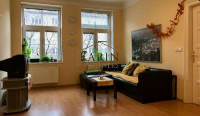 Predaj veľkého 4i bytu na začiatku Vajnorskej ulice (Trnavské mýto)