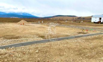 PREDANÉ_Stavebný pozemok so stavebným povolením v obci Studenec