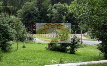 ZĽAVA !!!  - Na predaj rekreačný dom  pri Banskej Bystrici,  - cena 87 000€