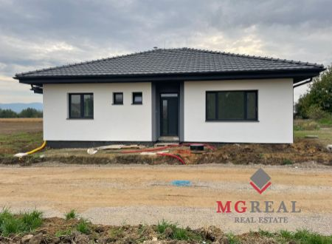 Novostavba Rodinny dom Krušovce - Dolné Chlebany