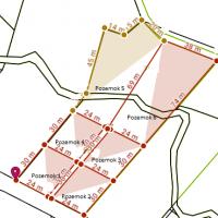 Rekreačný pozemok, Nižná, 6966 m²