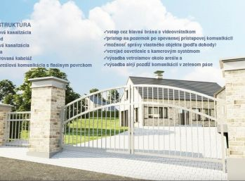 Novostavby rodinných domov projekt GADER VILLAS BLATNICA