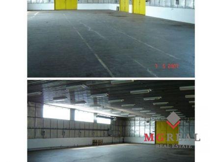 Skladové priestory 770 m2 a 792 m2 v Piešťanoch