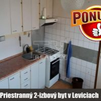 2 izbový byt, Levice, 76 m², Čiastočná rekonštrukcia