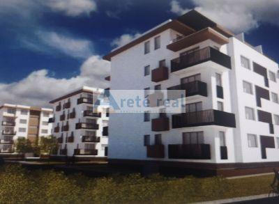 Areté real, Predaj novostavby výborne dispozične riešeného 2- izbového bytu s 2 balkónmi v  Pezinku