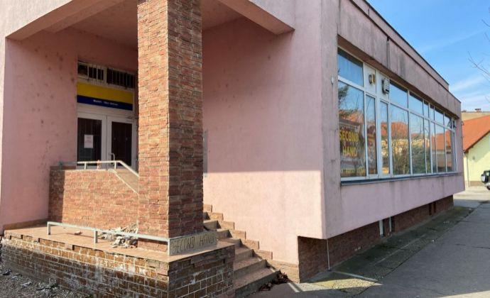 Multifunkčná budova na prenájom v Rimavskej Sobote