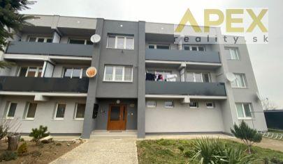 Exkluzívne APEX reality výmena slnečného 4i. bytu v Rišňovciach za dom / pozemok iba v Rišňovciach