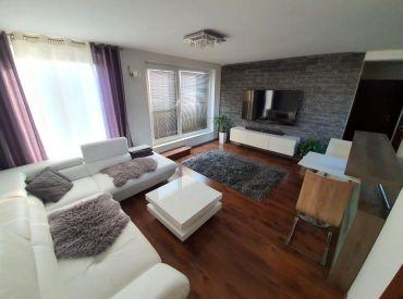 Krásny 2-izbový byt v novostavbe s terasou a parkovacím miestom-Leopoldov