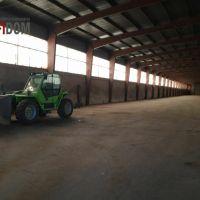 Sklad, Šurany, 3795 m², Pôvodný stav