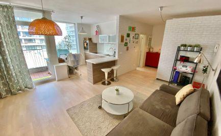 Exkluzívne na predaj pekný 2 izbový byt s klimatizáciou a parkovacím státím