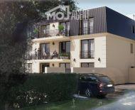 POSLEDNÝ voľný byt NOVOSTAVBA (114m2) v luxusnom projekte VILA V LESOPARKU, 4(3) izbový, vlastná dispozícia