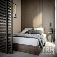 1 izbový byt, Bratislava-Nové Mesto, 28 m², Novostavba