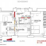 RK Byty Bratislava ponúkam na predaj 2 izb. byt , Kadnárova, Bratislava III - Rača