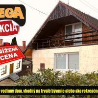 Rodinný dom, Tesárske Mlyňany, 310 m², Čiastočná rekonštrukcia