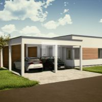 Rodinný dom, Martin, 120 m², Vo výstavbe