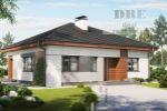 Novostavba 4 izbového bungalowu na kľúč  , Q 1