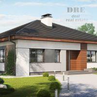 Rodinný dom, Liptovský Mikuláš, 84.03 m², Novostavba