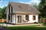 Novostavba 4 izbového domu na kľúč  , Q 13